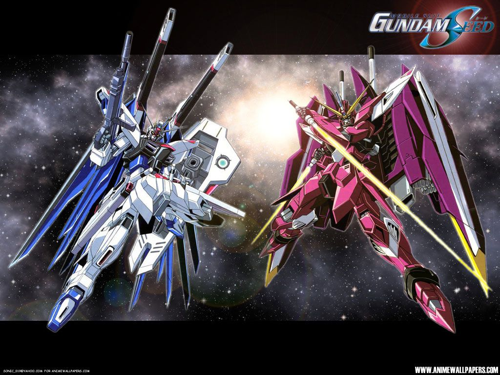 Gundam SEED/destiny - Anime forum